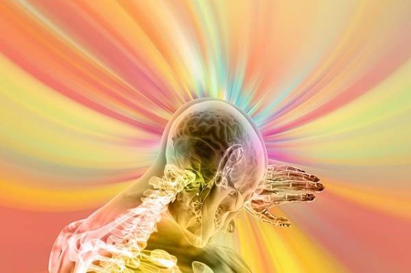 Imagen sobre la voz interior y la intuicion